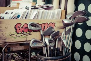 How to regrip golf clubs at home