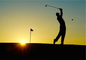 How to get better at golf